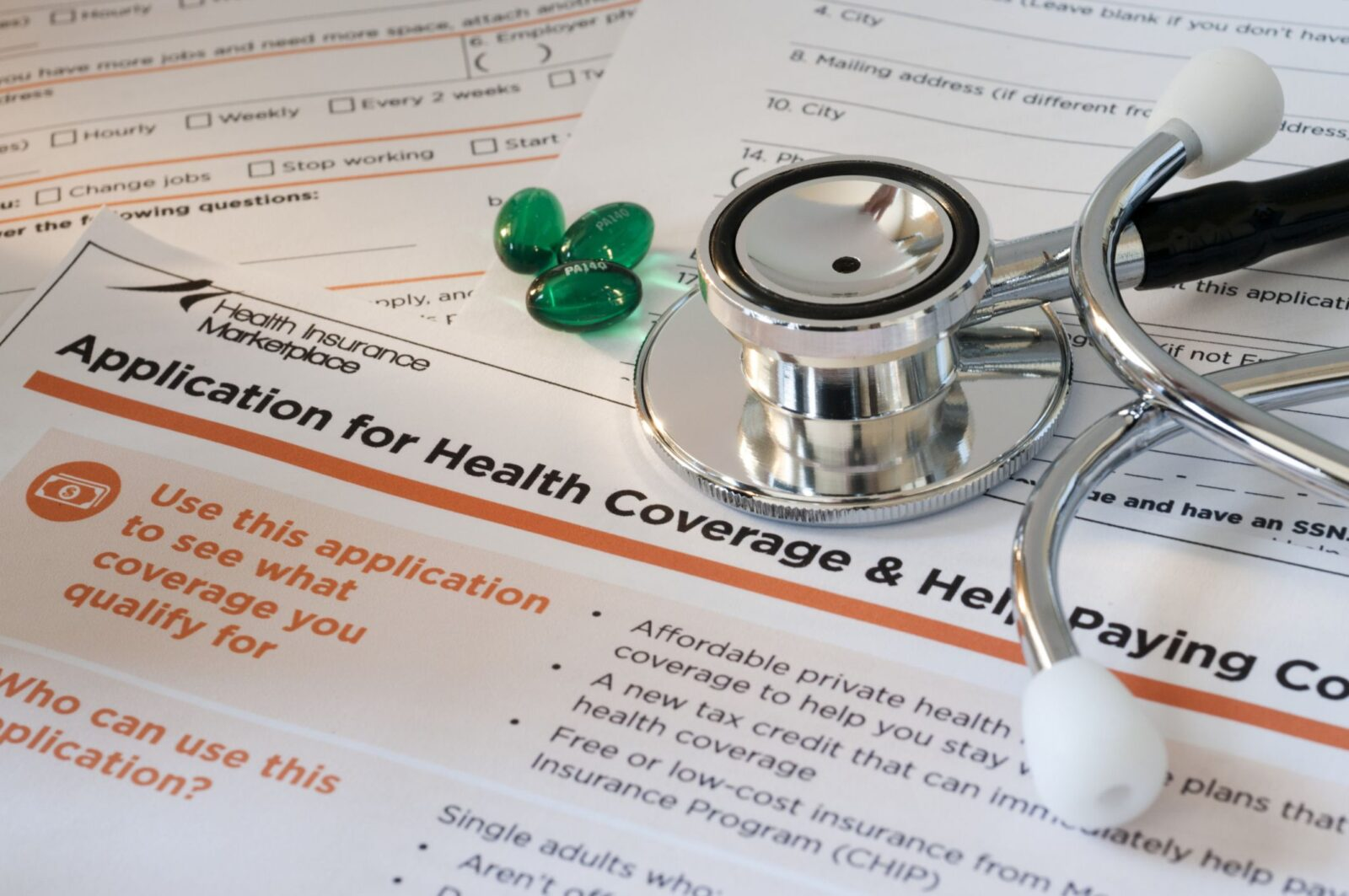 Public health insurance program for low-income
