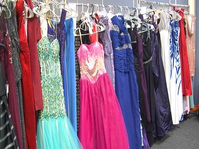 Free prom dress