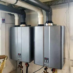 Free water heater program