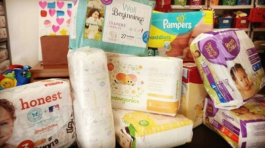free diapers and wipes for low income families